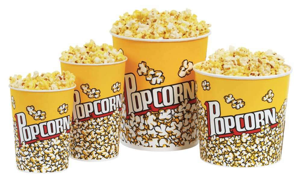 Popcorn GSM Video