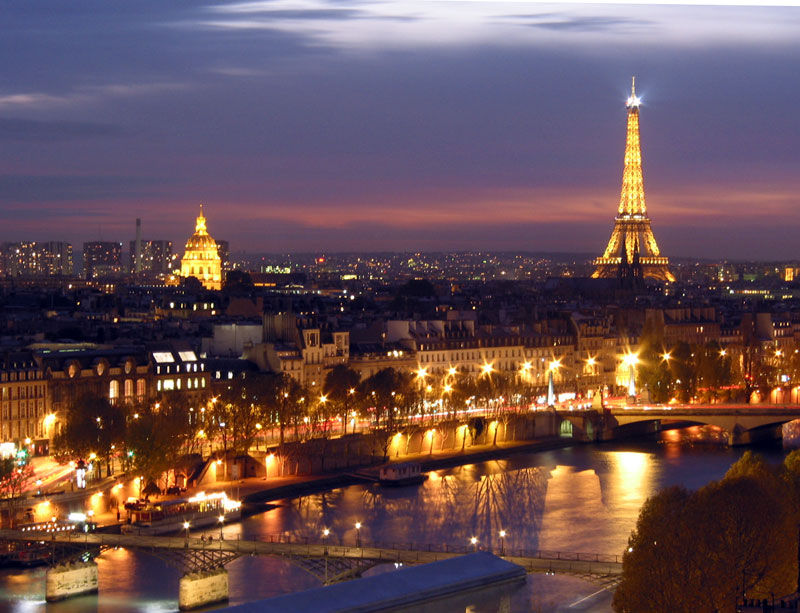 Top 10 Most Visited Cities In The World 2011 Xarj Blog And Podcast